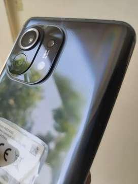 Xiaomi mi 11 grey 100%  rasa baru
