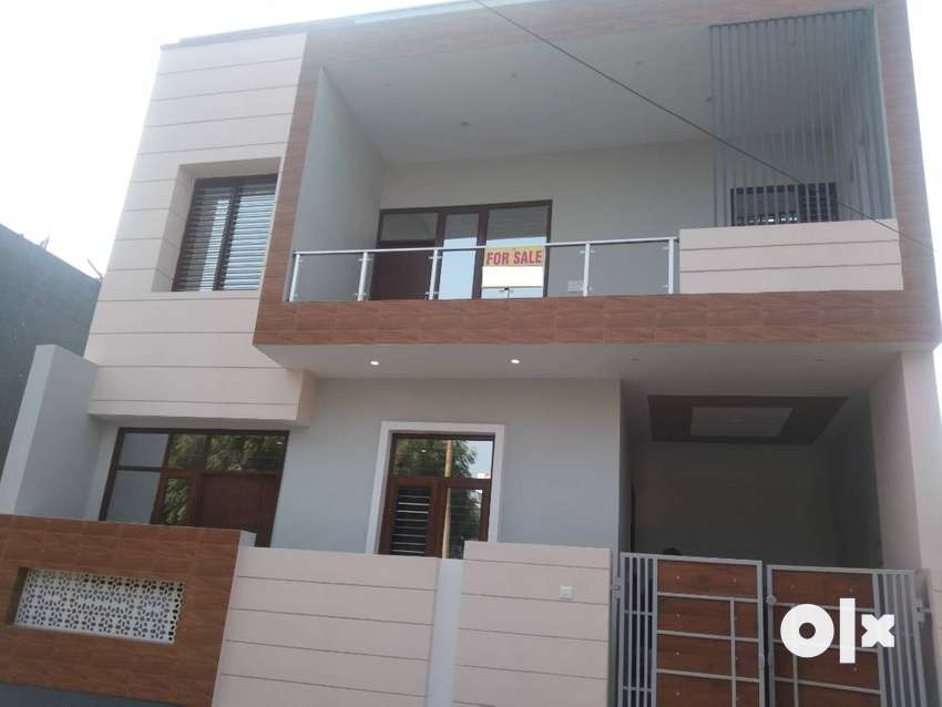 90 YARD DUPLEX HOUSE 73 LAC (NEAR B BLOCK SHASTRI NAGAR)