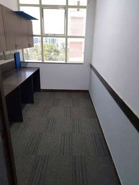 Fully-furnished 3000 sqft area on 3rd floor  with all  basic amenities