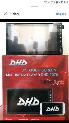Head unit double din DHD