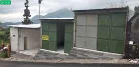 Disewakan tempat usaha ukuran 4 x 5 mtr gress grand trawas vila vanda