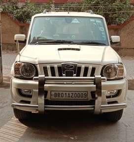 Mahindra Scorpio VLX 4WD BS-IV, 2010, Diesel
