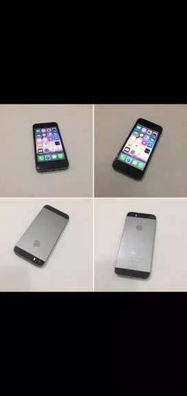 Dijual iPhone 5s original fullset (nego santai)