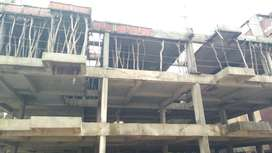 3bhk flat is available for sell in morabadi, Ranchi.