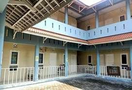 Dijual rumah kost di dekat kampus UII jl Kaliurang Yogyakarta