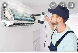 Want a AC technician