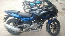 Pulsar 220 for sale single owner...light used vehicle