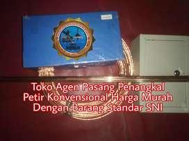 Toko agen ahli pemasangan penangkal petir Cilengkrang Bandung kab.