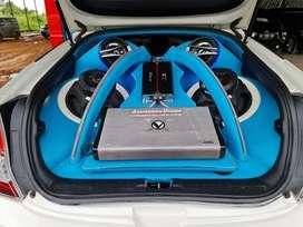 Honda CRZ Hybrid 2012 AT full Audio full Modif