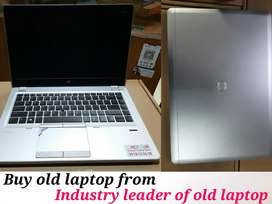 Buy old laptop with guarantee, warranty and full support