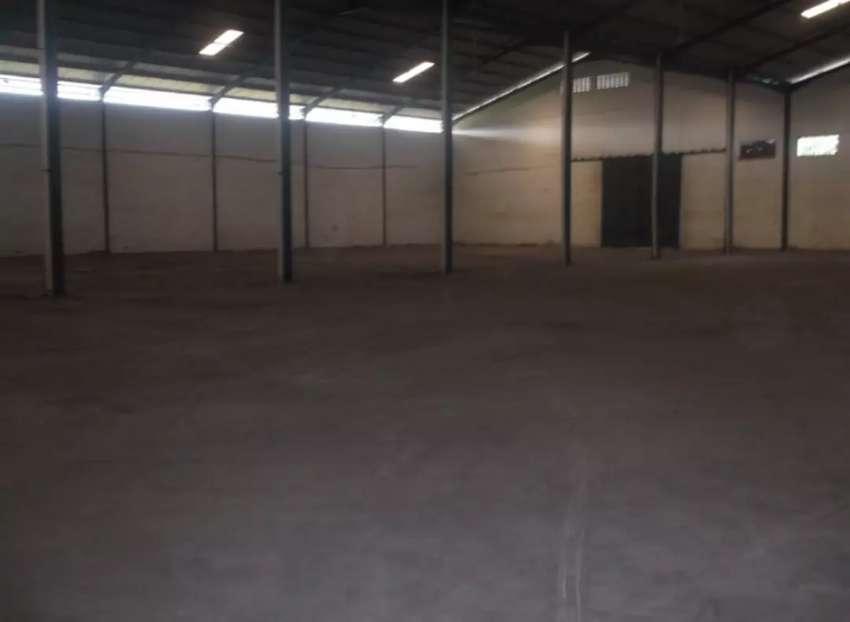 Dijual Gudang Kawasan Industri Candi, Gatsu, Semarang Barat, 4400/3000