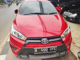 Toyota yaris TRD Sportivo th 2015 AT pajak panjang no dandan dan pr