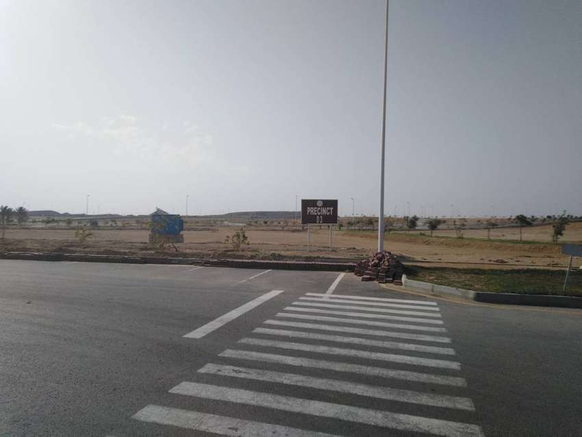2000 Yards Residential Plot For Sale In Bahria Town  Precinct 3 0