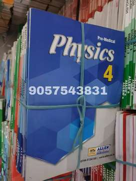 Books lectures of Kota iiT NEET,Allen Resonance, video study materials