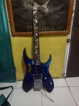 VARIAC Guitar Electric Antik