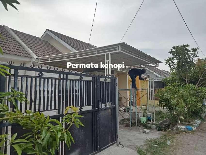 Kanopi Surabaya Rooftop harga terpasang 0