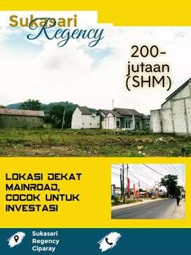 Tanah Kavling Murah Strategis Di Bandung Selatan,Selanglah Ke Mainroad