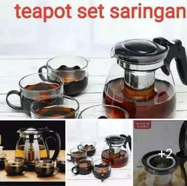 Ready tea pot saringan