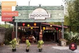 Lowongan Kerja Waiter/Waitress Indochine Bistro