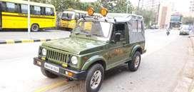 Maruti Suzuki Gypsy King ST BS-IV, 1993, Petrol