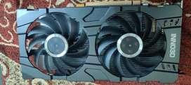 Geforce GTX 1060 6GB graphic card GDDR5X