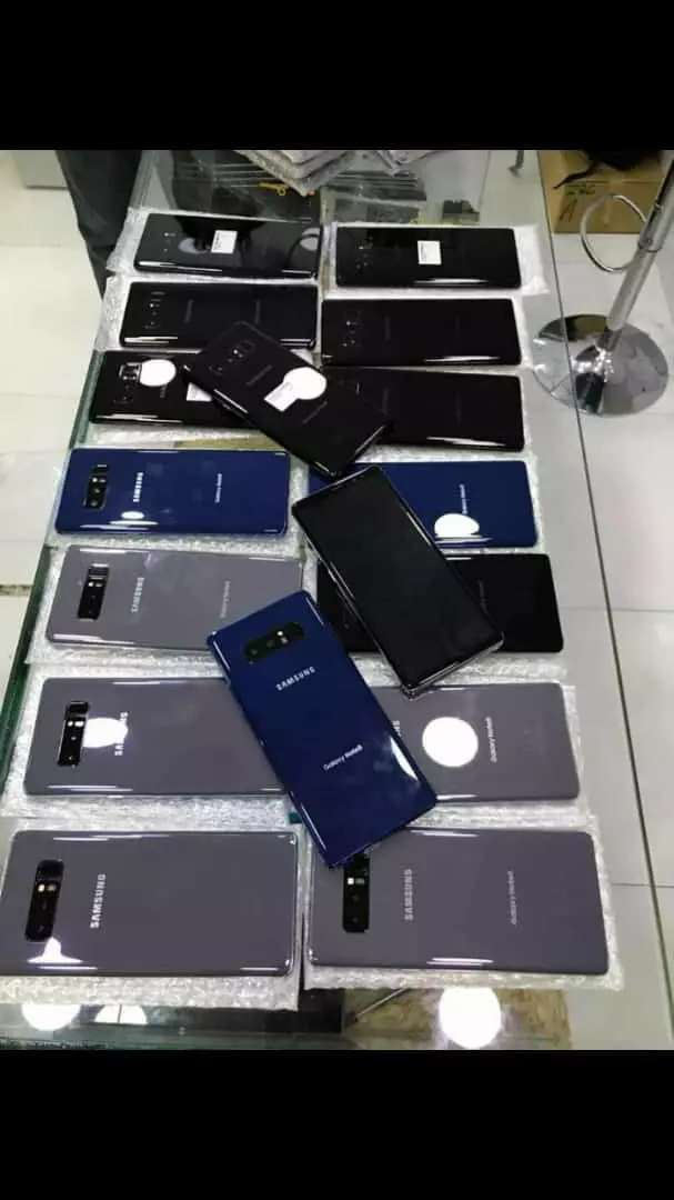 Note 8 dual sim just like new A+ fresh stock PTA Approved 0