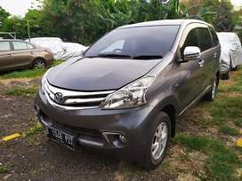 Di jual toyota avanza type G th 2013 manual