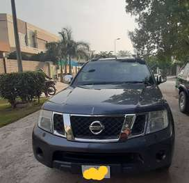 Nissan navara 2012 total genuine manual with sunroof
