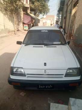 Suzuki khayber good condition