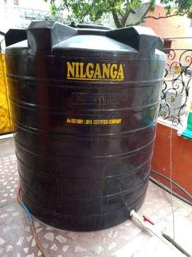 NILGANGA WATER TANK 2000 LTRS