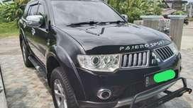 Jual PAJERO SOPRT DAKAR 4x2 th 2012 Rp 255.000.000