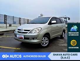 [OLXAutos] Toyota Kijang Innova 2006 2.0 V Extra A/T Hitam #Shava