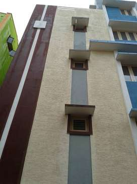 2bhk house with 2 wheeler parking in Mathikere residential area