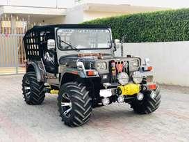 Willyz modified jeep