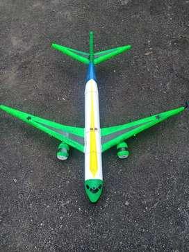 Miniatur pesawat garuda dengan RC