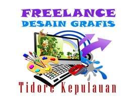 Lowongan Desain Grafis Khusus Freelance di Kepulauan Tidore