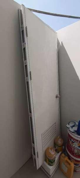 Pintu + Kusen finishing putih