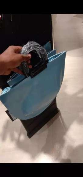 L.O.V blue bag