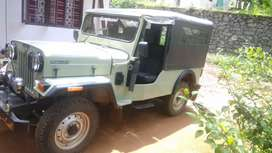Good condition well maintained 2wheeler jeep.four new tyres