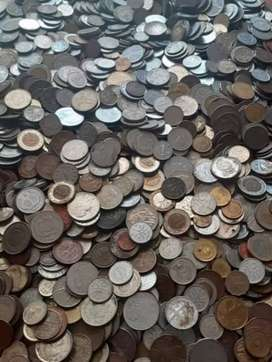 Mix coin all country 35rs 1 coin