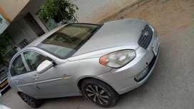 Hyundai Verna VGT CRDi SX, 2010, Diesel
