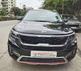Kia Seltos GTX Plus AT D, 2020, Diesel