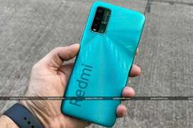 Redmi 9 power 4 64  10 days only 6000 mah battery