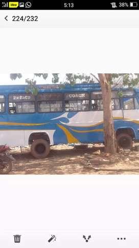 Tata 712 bus 32+2 seat