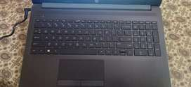 Hp laptop in good condition
