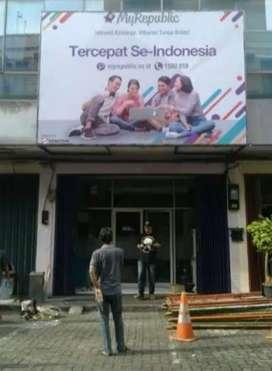 Papan Nama Reklame Advertising murah neonbox neonflex kaca film solo