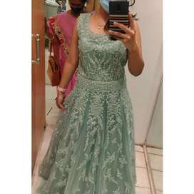 Gown from kay botique chennai