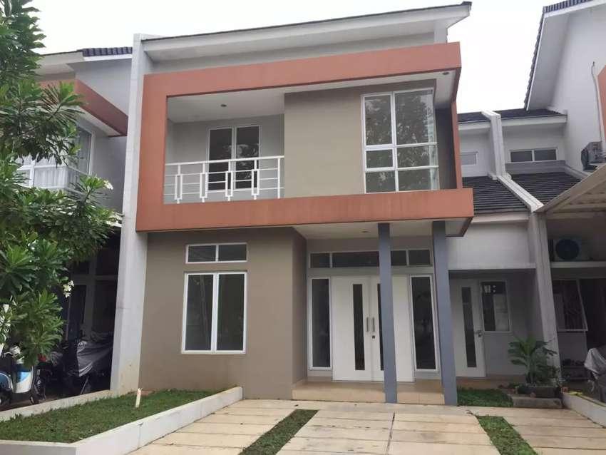 Dijual rumah mewah di Selatan Jakarta Cinere Parkview siap huni 0