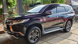 Over Kredit Mitsubishi Pajero Sport Limited Rockford Fosgate Edition