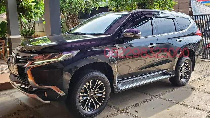 Over Kredit Mitsubishi Pajero Sport Limited Rockford Fosgate Edition 0